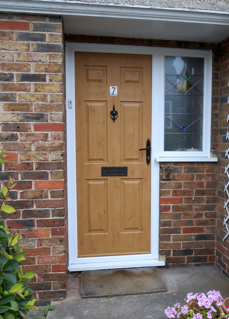 Upvc Panel Doors Countryman